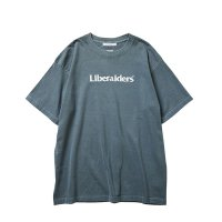 Liberaiders | OG LOGO TEE - D.TURQUOISE