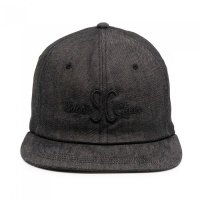THE H.W. DOG&CO. | WASH BB CAP D-00518 - BLACK