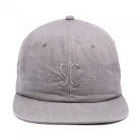 THE H.W. DOG&CO. | WASH BB CAP D-00518 - GRAY