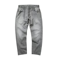 Liberaiders | LR DENIM PANTS - BLACK