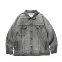 Liberaiders | DENIM JACKET II - BLACK