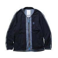 Liberaiders | UTILITY JACKET - NAVY