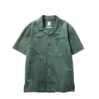 Liberaiders | OVERDYED S/S SHIRT - OLIVE
