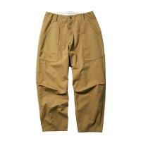 Liberaiders | HERRINGBONE SARROUEL PANTS - BEIGE