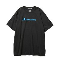 Liberaiders | TRIANGLE LOGO TEE - BLACK