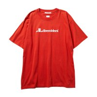 Liberaiders | TRIANGLE LOGO TEE - RED