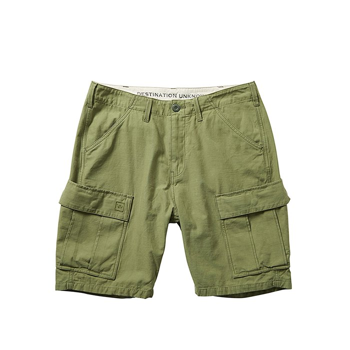 Liberaiders | ARMY SHORTS - OLIVE