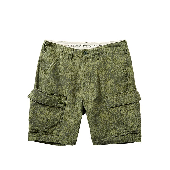 Liberaiders | ARMY SHORTS - OLIVE CAMO