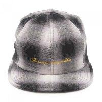 THE H.W. DOG&CO. ザ エイチダブリュードッグアンドコー | OLD CHECK CAP D-00523 - BLACK