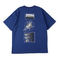 THUMPERS BROOKLYN NYC USA サンパース |  ANTIQUES S/S TEE - BLUE