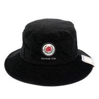 THE H.W. DOG&CO. ザ エイチダブリュードッグアンドコー   ROSE BUCKET HAT D-00608 - BLACK