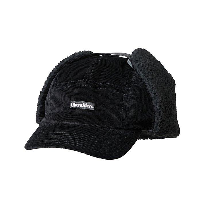 Liberaiders | DOG EAR BOA CAP - BLACK