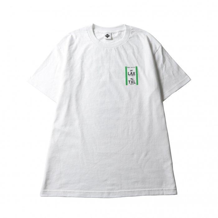 bravo ブラボー | bravo x Civilist T-shirt - WHITE