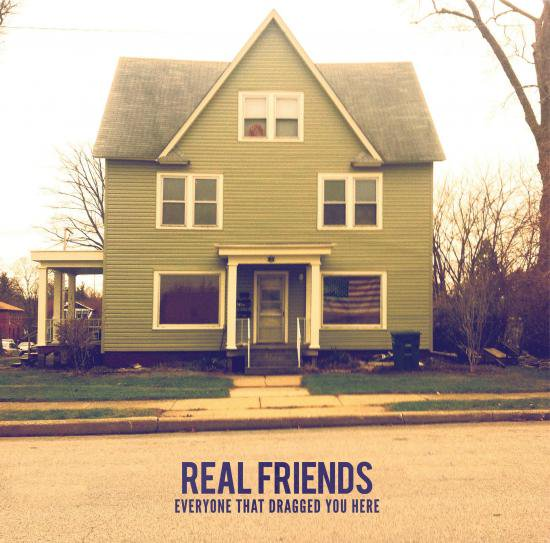 real friends everyone that dragged you here cd ice grill