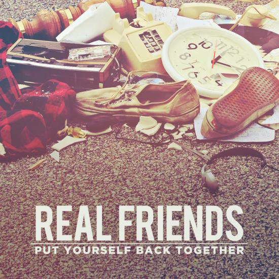 real friends put yourself back together lp ice grill official